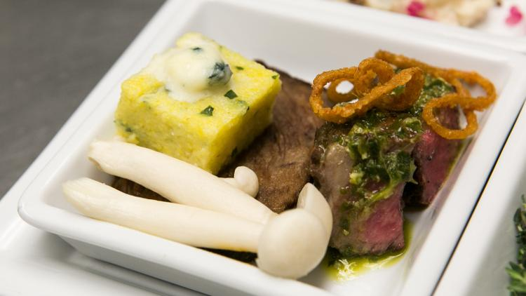 Video: Pairing with Beef Short Rib and Strip Combo