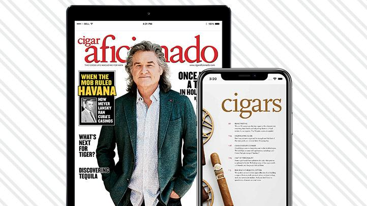 Cigar Aficionado Digital Subscription