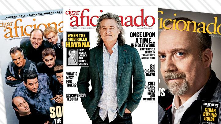 Cigar Aficionado Print Subscription