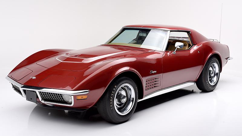 18 Rare Cars You'll See At The Next Barrett-Jackson Auction