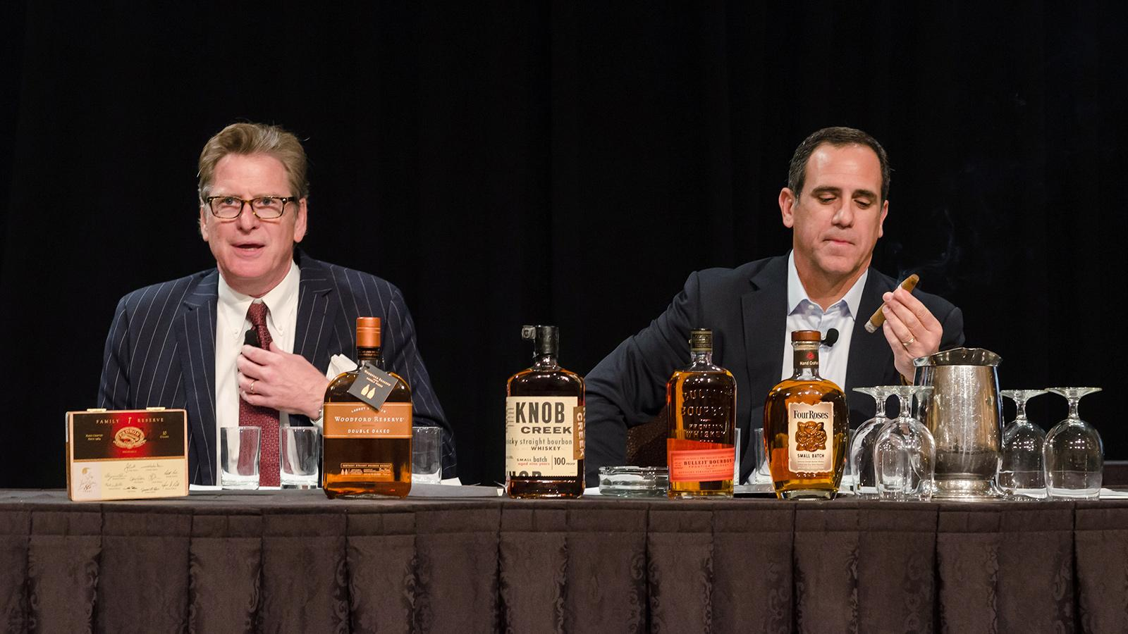 2015 Big Smoke Sunday Seminars—Bourbon For Certain!