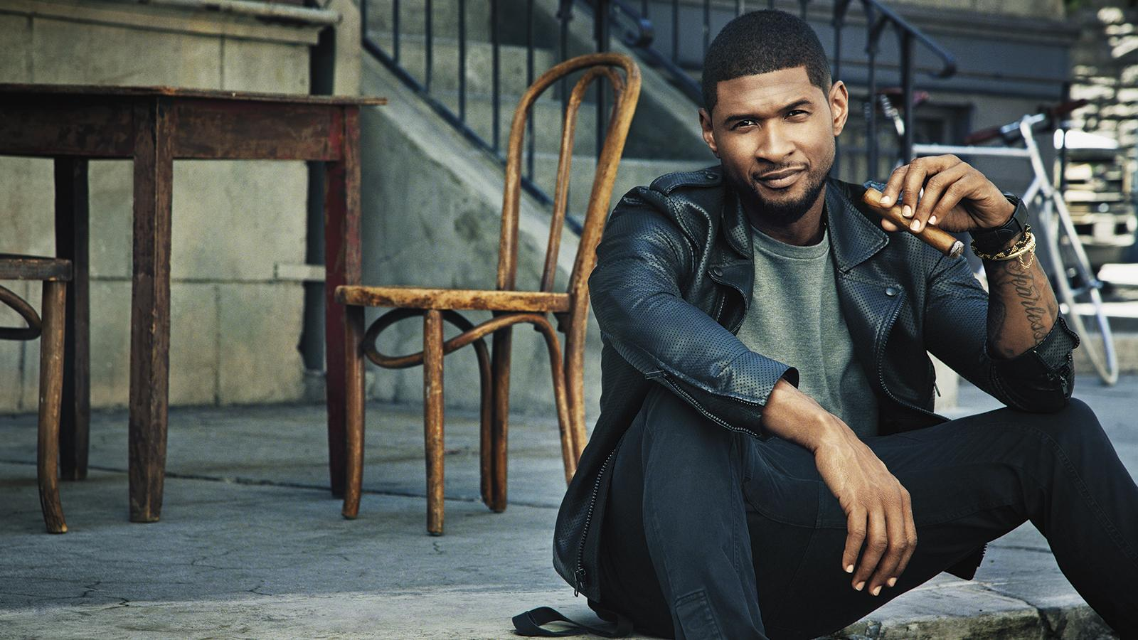 The Rise of Usher
