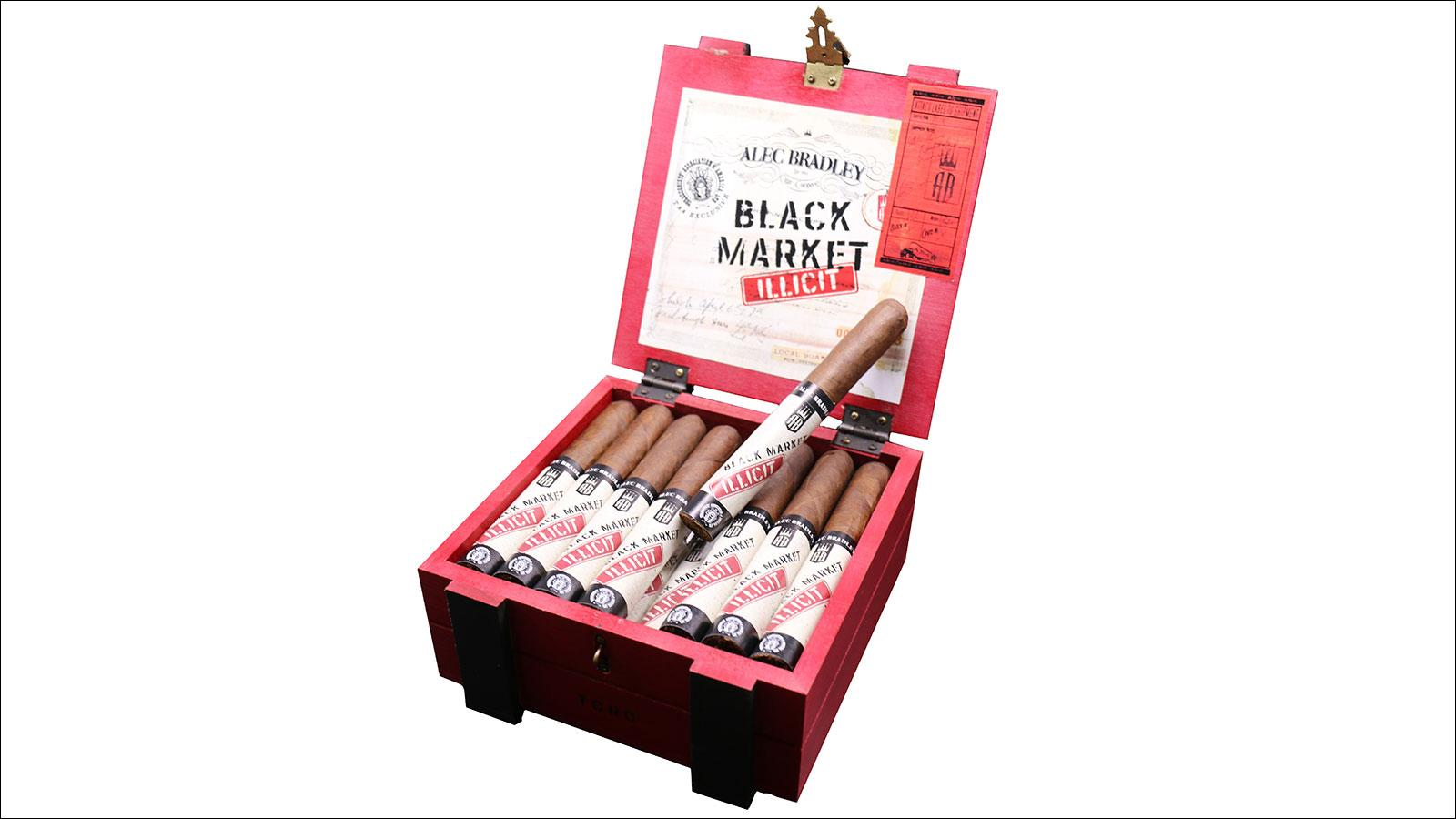Alec Bradley's TAA Exclusive Will Be A New Black Market