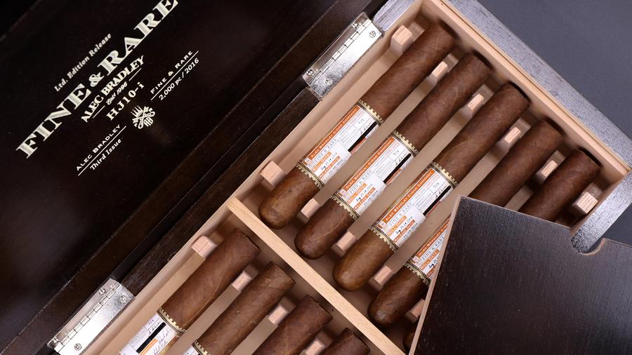 2016 Version Of Alec Bradley's Fine & Rare Now Shipping