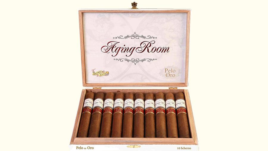 Aging Room Small Batch Pelo De Oro Coming To IPCPR