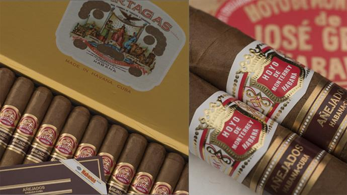 Partagás, Hoyo de Monterrey Added To Cuban Añejados Cigar Program