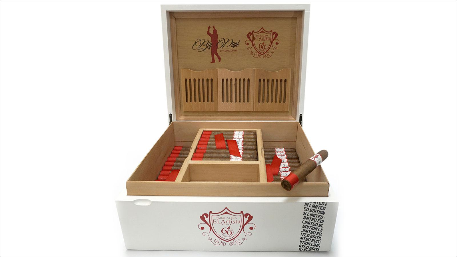 Big Papi Gets Big Humidor