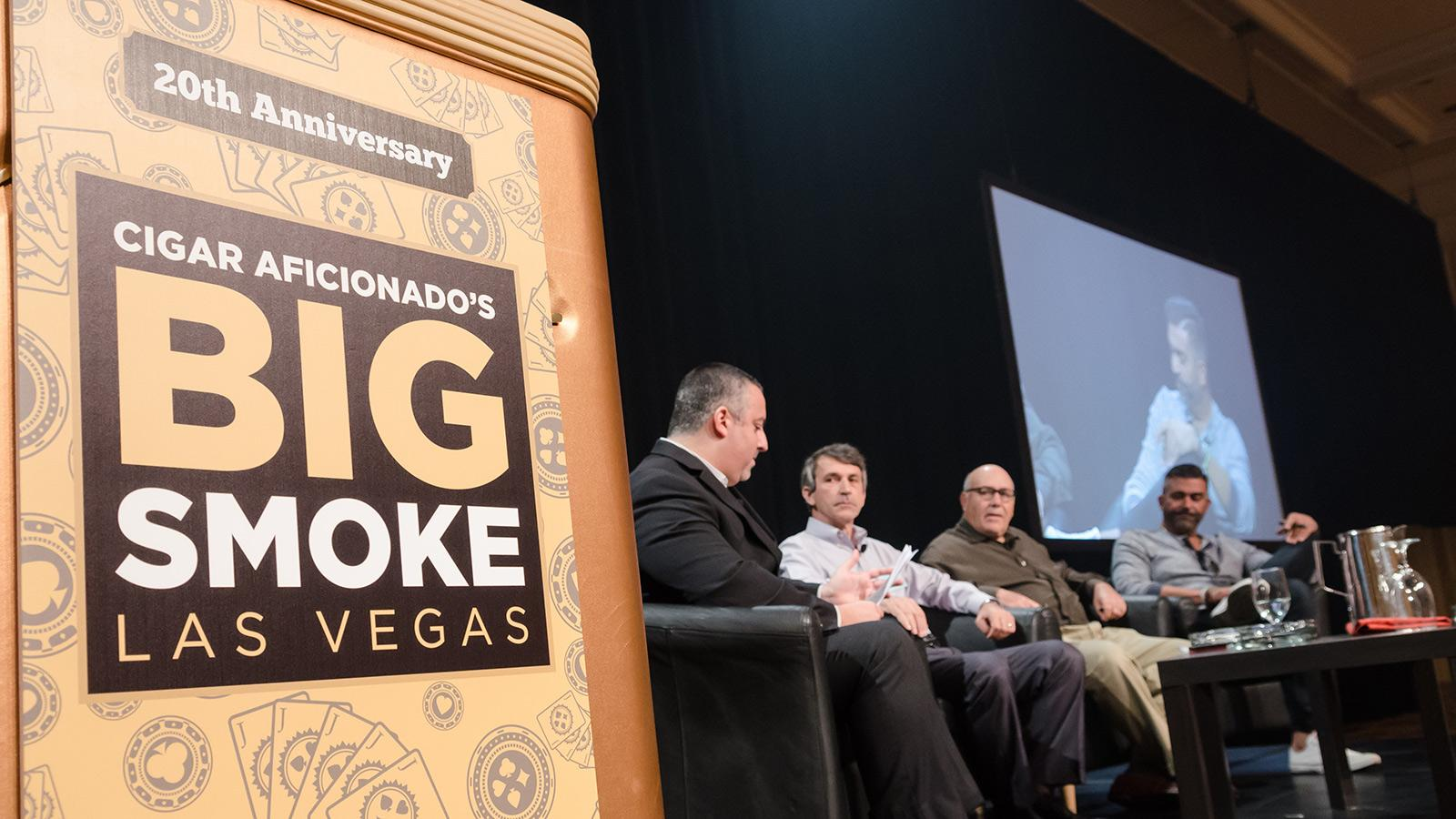 2015 Big Smoke Saturday Seminars—Mysteries Of Maduro Cigars