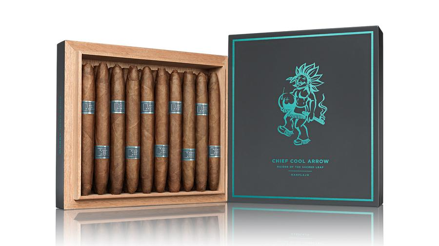 Room101 Releases Limited-Edition Chief Cool Arrow