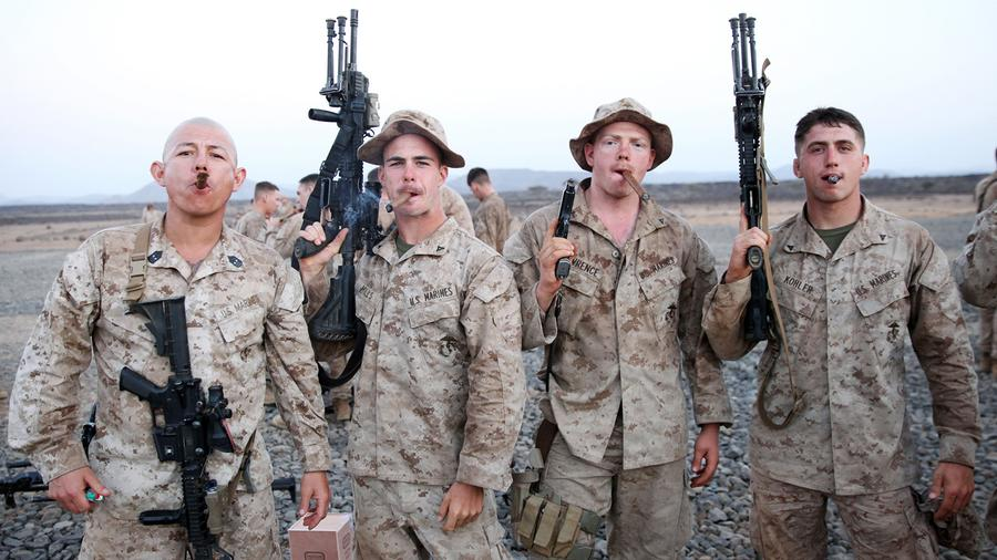 Cigars For The Troops