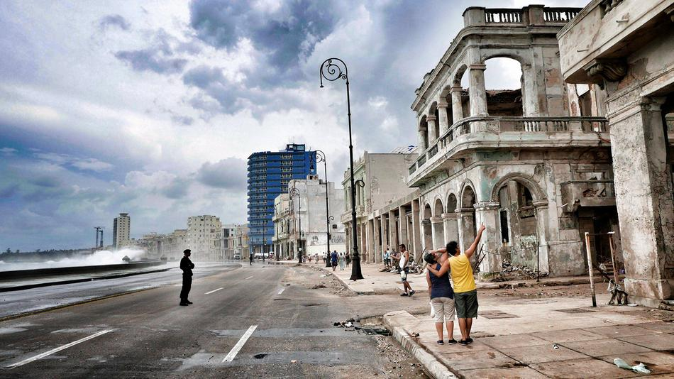 Havana Recovering from Hurricane Irma
