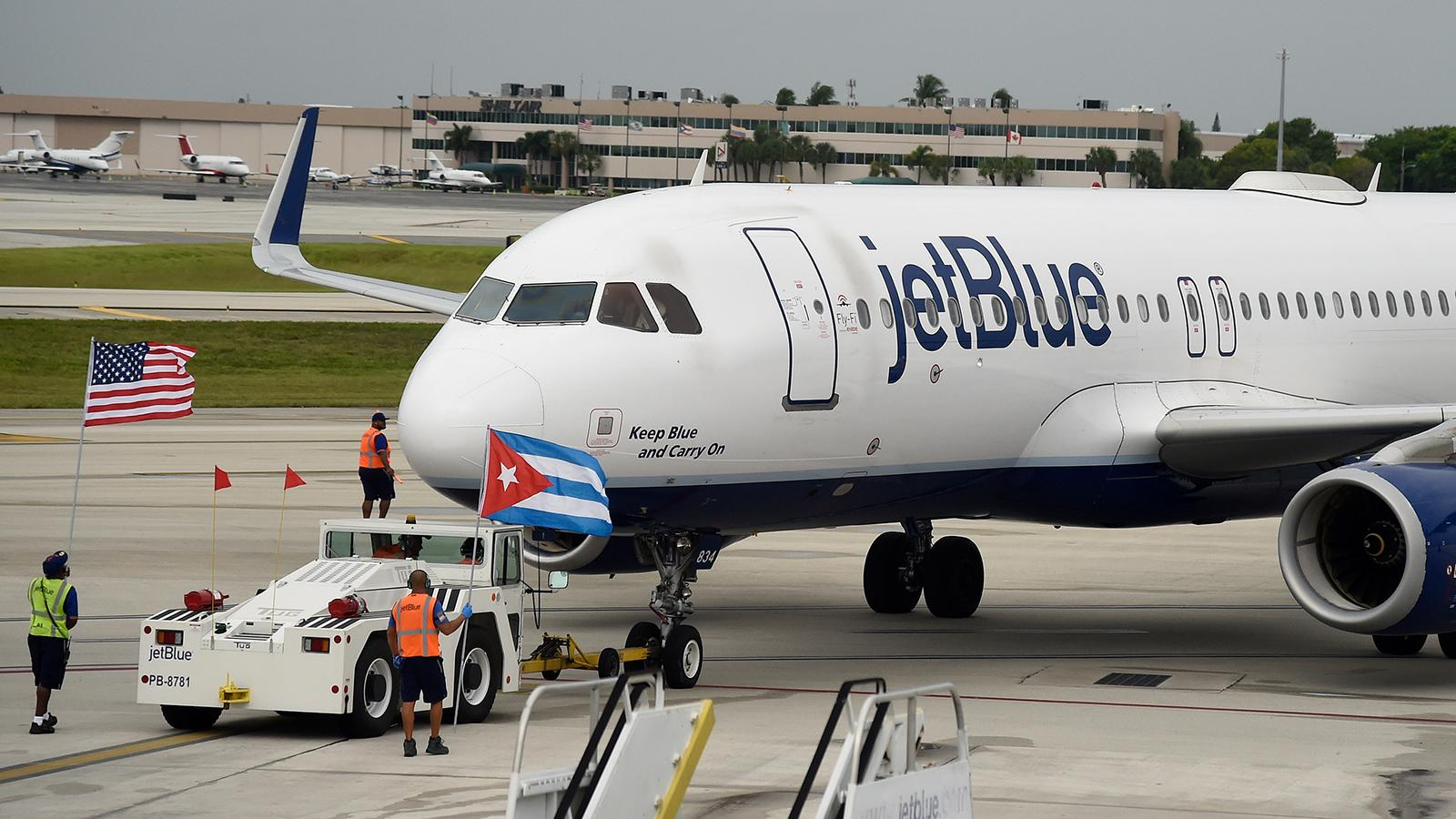 After 55 Years, Flights to Cuba Resume