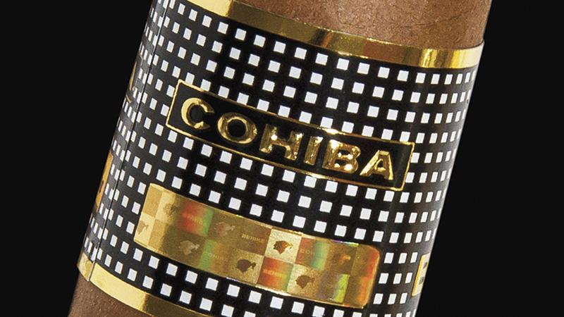 Cohiba Behike Bands Get New Security Holograms