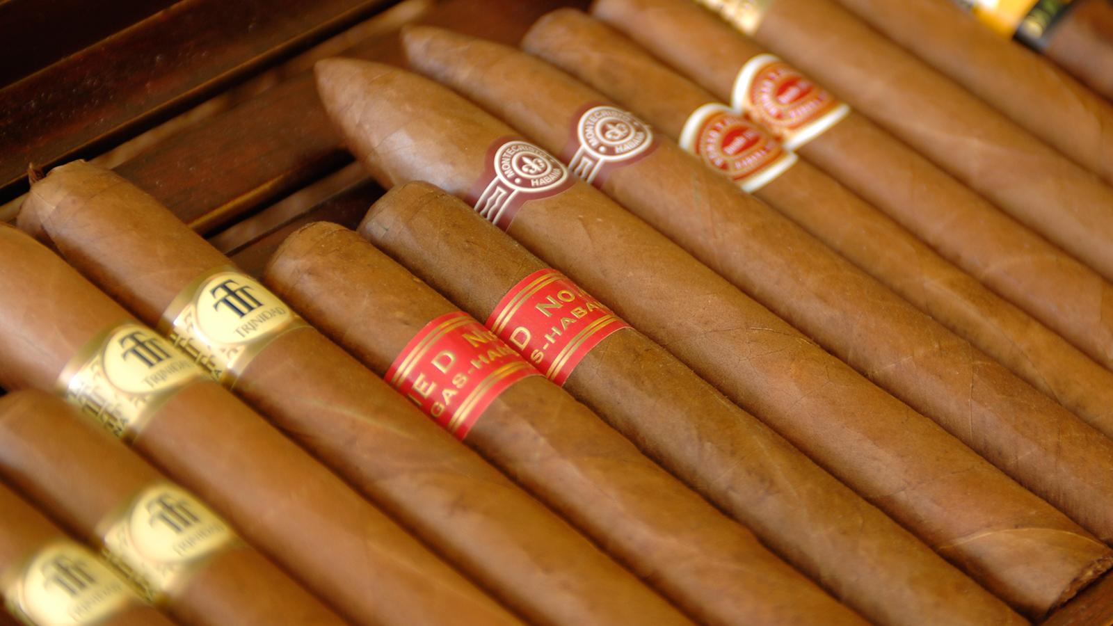 Limits Slashed On Cuban Cigars