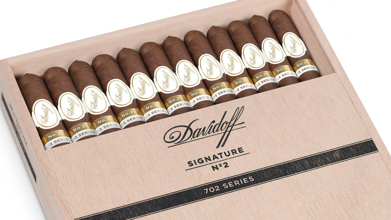 Davidoff Spices Up Portfolio With New 702 Series