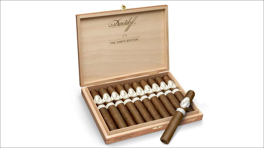 Davidoff Chefs Edition Back For Second Run