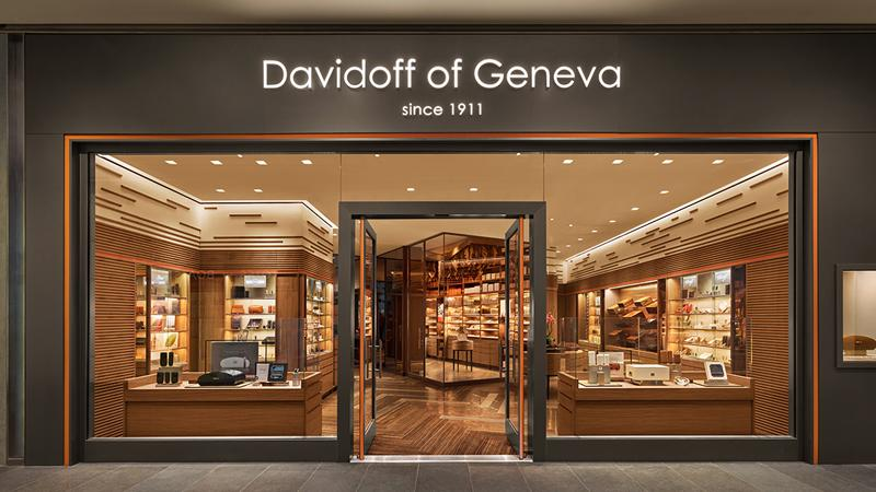 Where to Smoke: Davidoff of Geneva, Downtown New York City