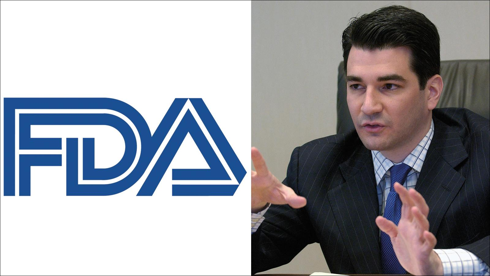 Gottlieb Confirmed as the New Commissioner of the FDA