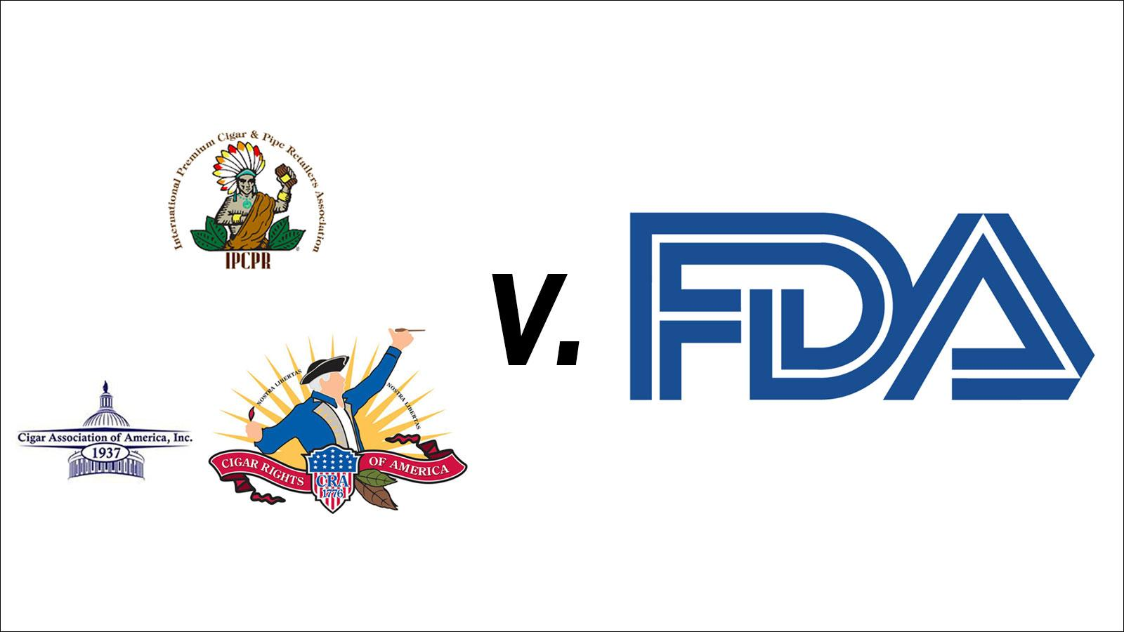Cigar Industry Groups Join Forces To Sue FDA