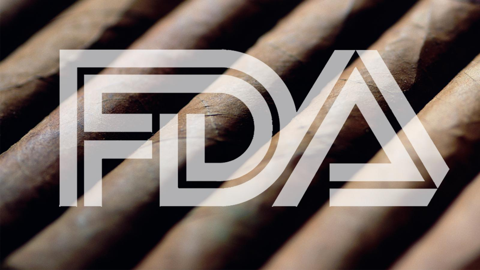 FDA Extends Deadline For Cigar Ingredients Listing Submissions