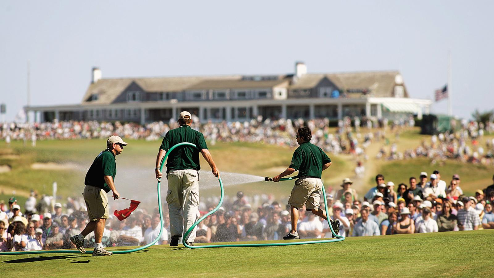 The Biggest Show in Golf