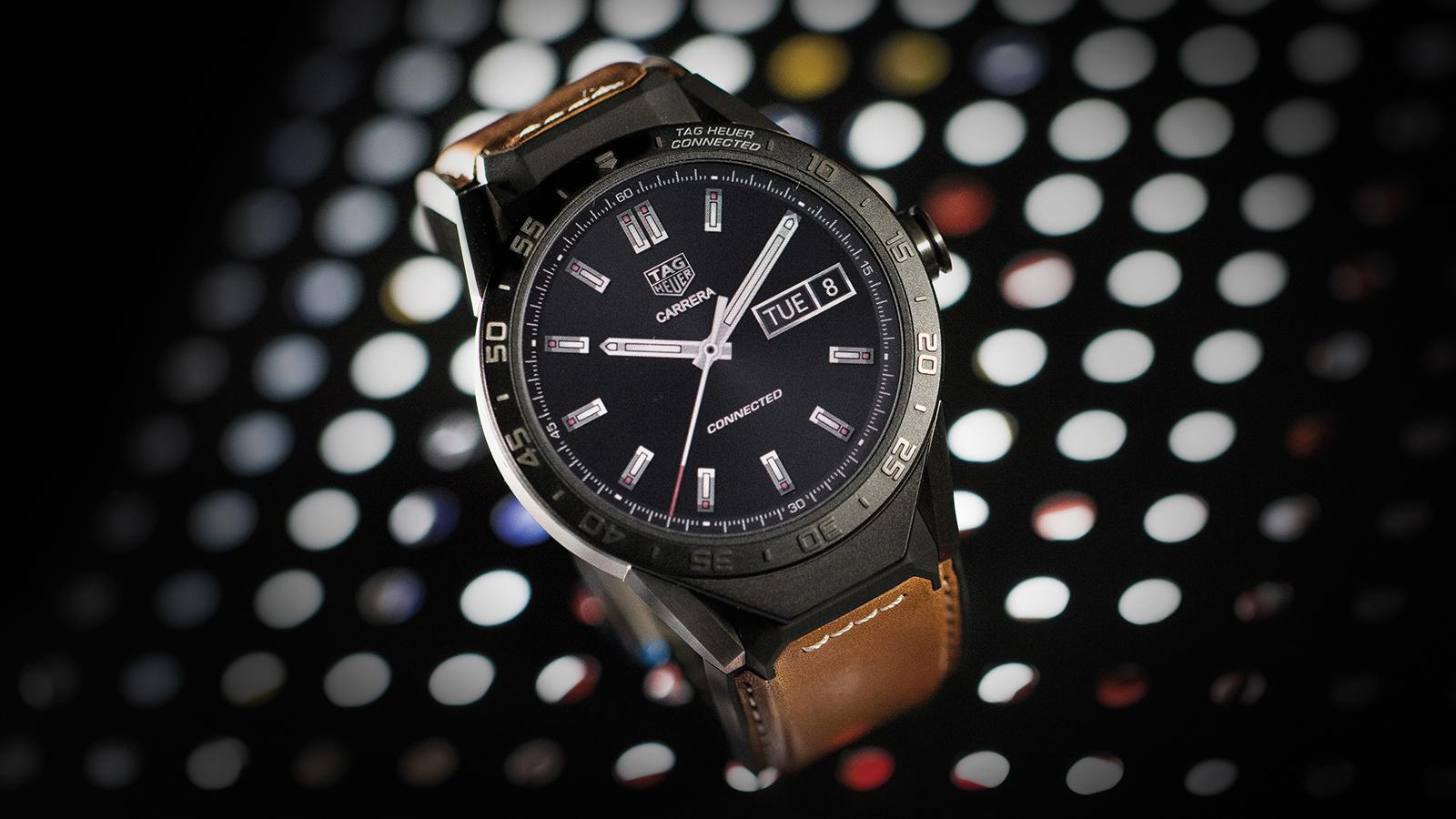 Smartwatches Learn Luxury