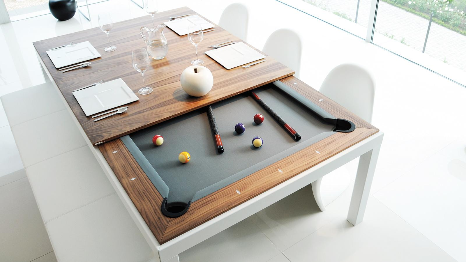PlayandDine Pool Cigar Aficionado - Games to play on a pool table