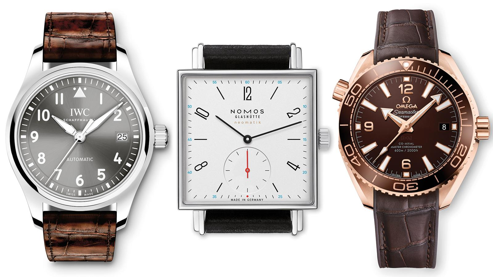 Downsized Watches