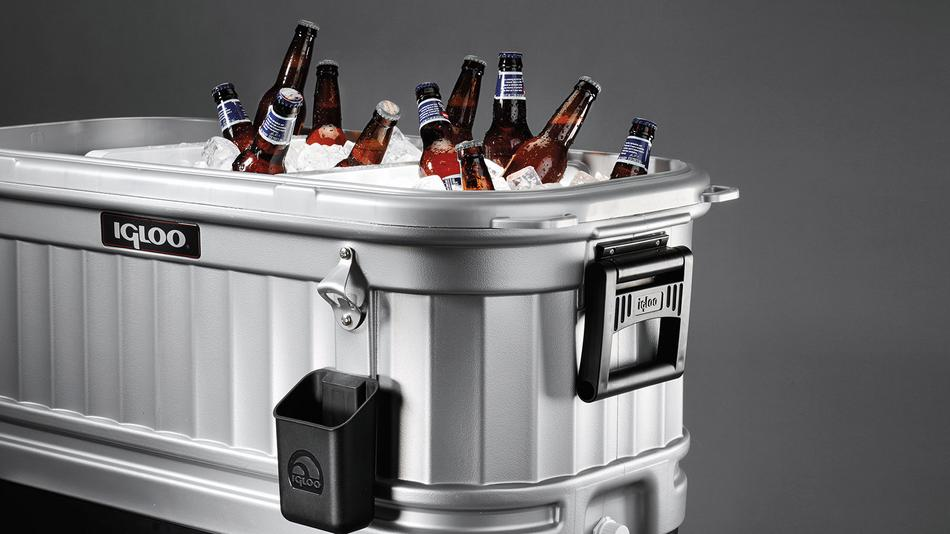 The Beer Cooler