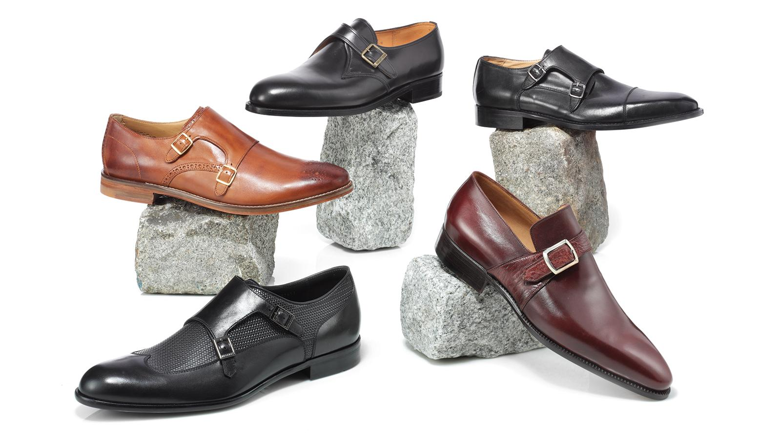 Monk-Strap Shoes