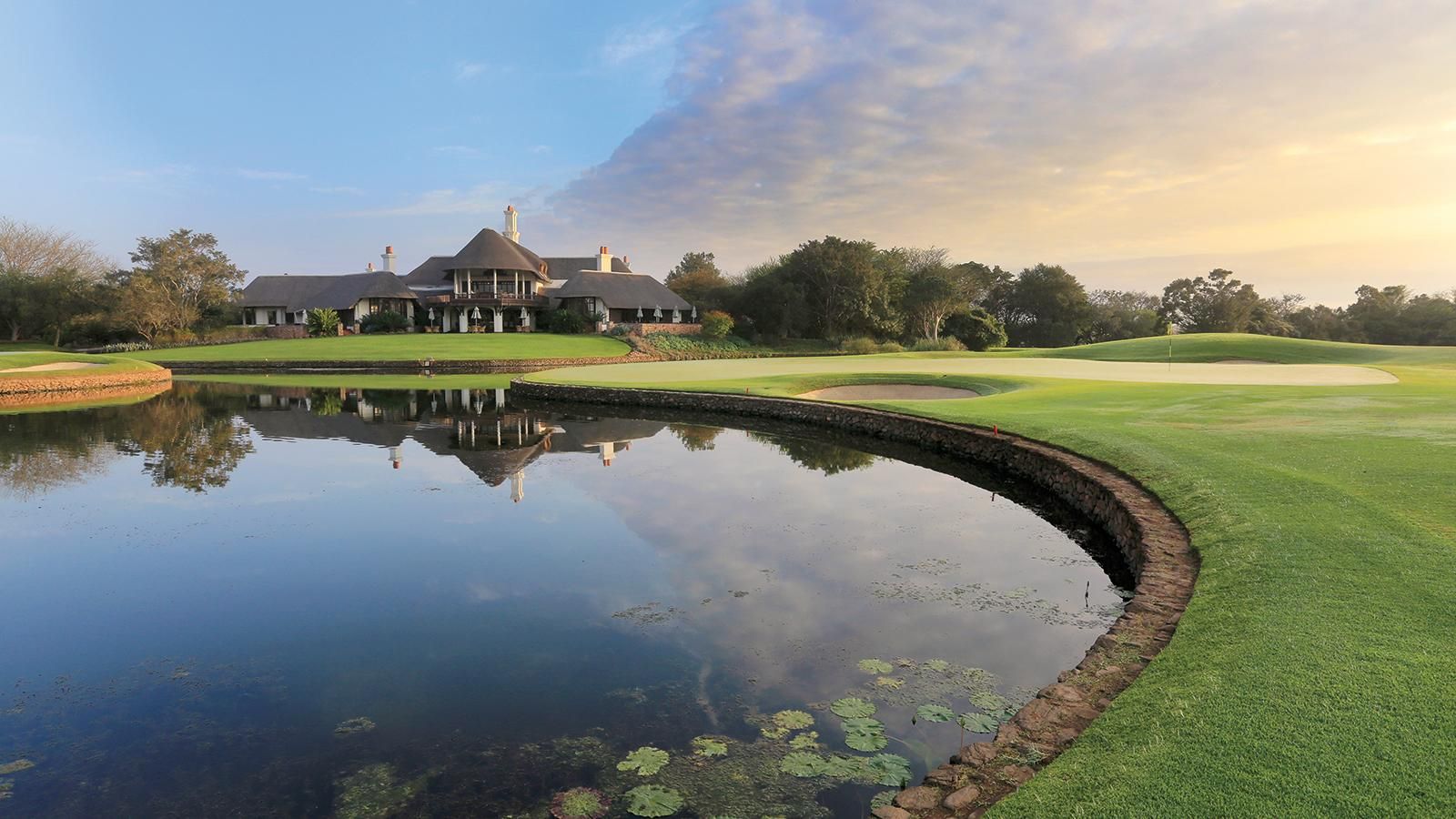 Africa's Golf Paradise