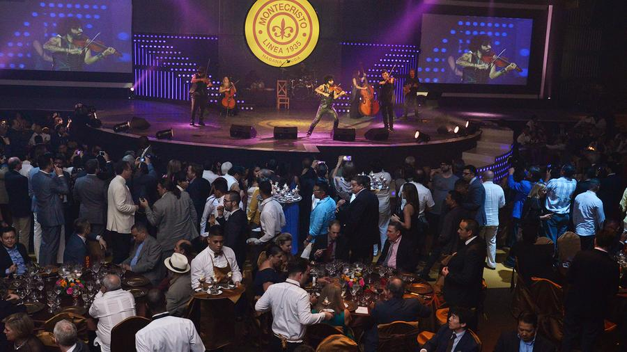 Habanos Festival Concludes With Charity Auction and Launch of New Montecristo Brand