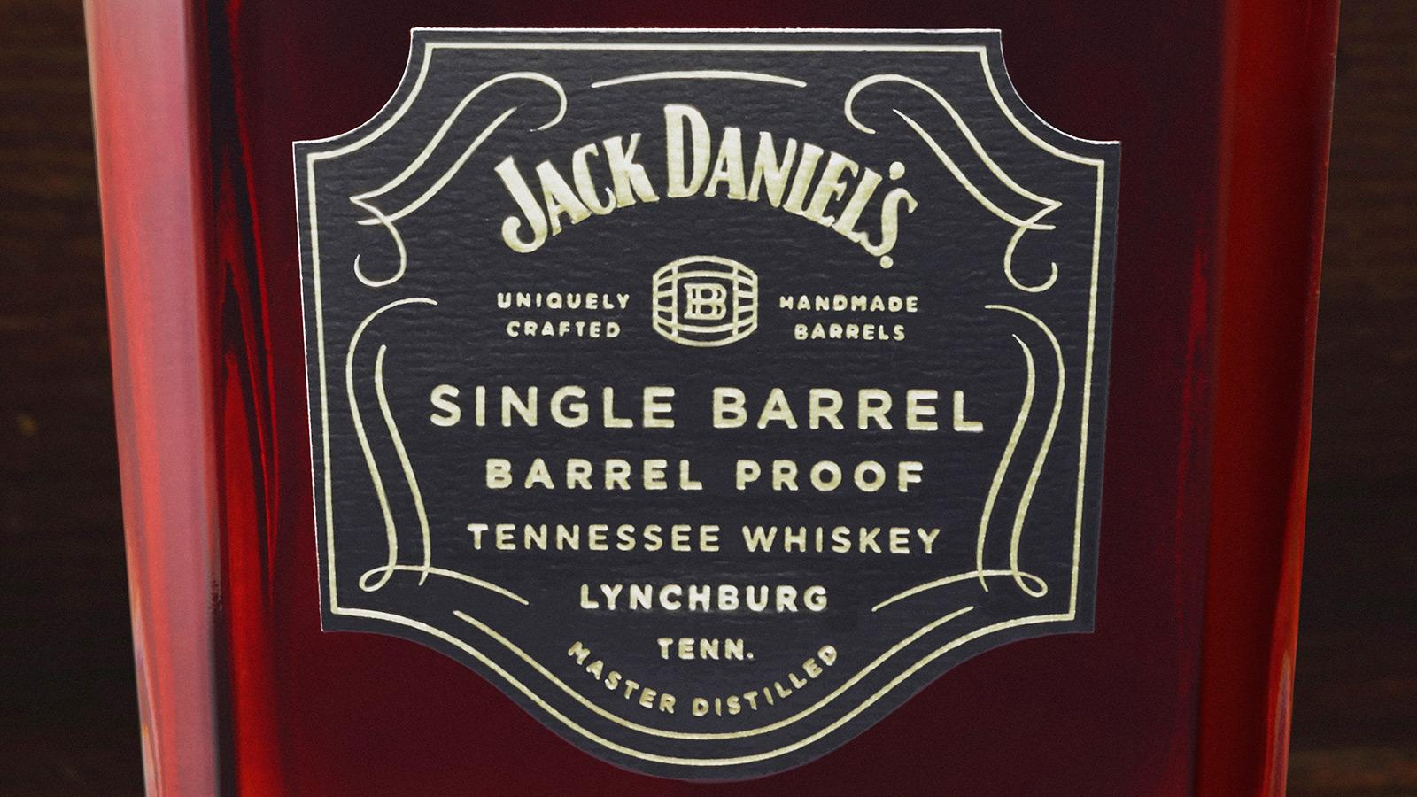 Jack Daniel's First Barrel Proof