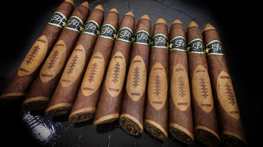 La Flor Dominicana Brings Super Bowl Cigar To Texas