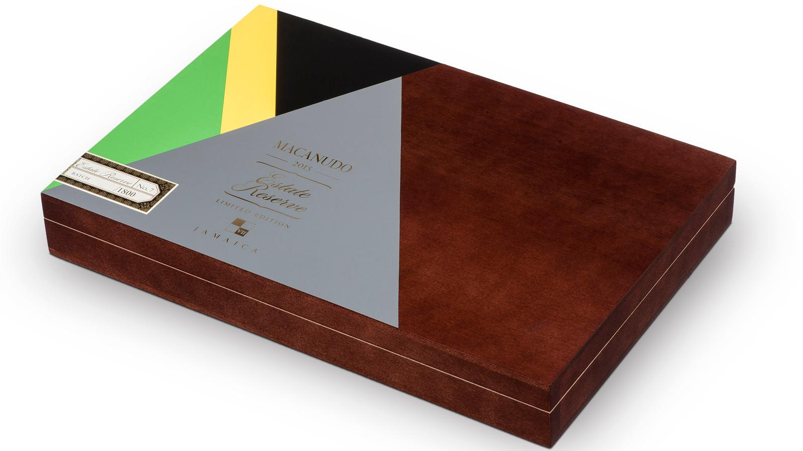 Macanudo Estate Reserve With Jamaican Tobacco Now Shipping
