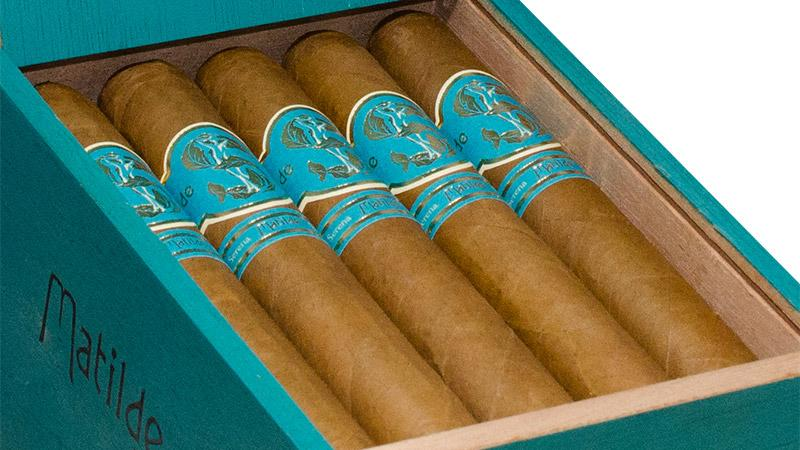 Matilde Adds First Connecticut Wrapped Cigar