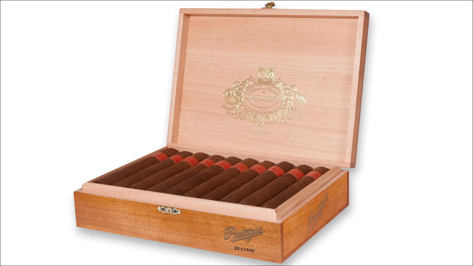 Partagas Heritage Series Pays Homage To Partagas Of The Past