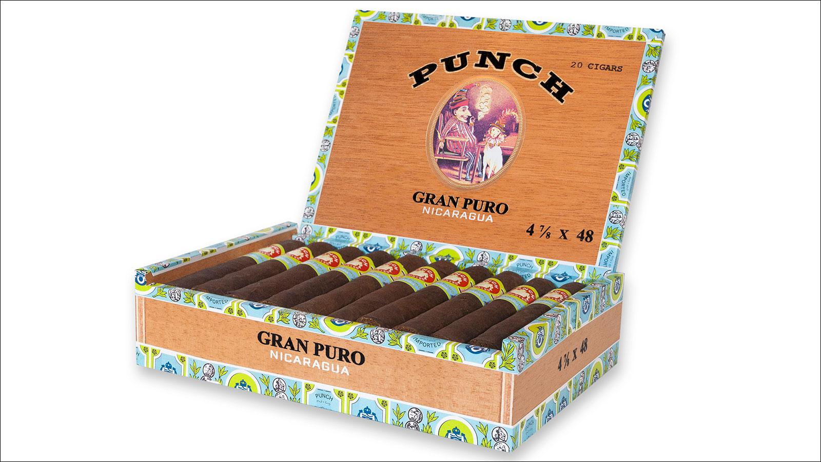 General To Release Punch Gran Puro Nicaragua