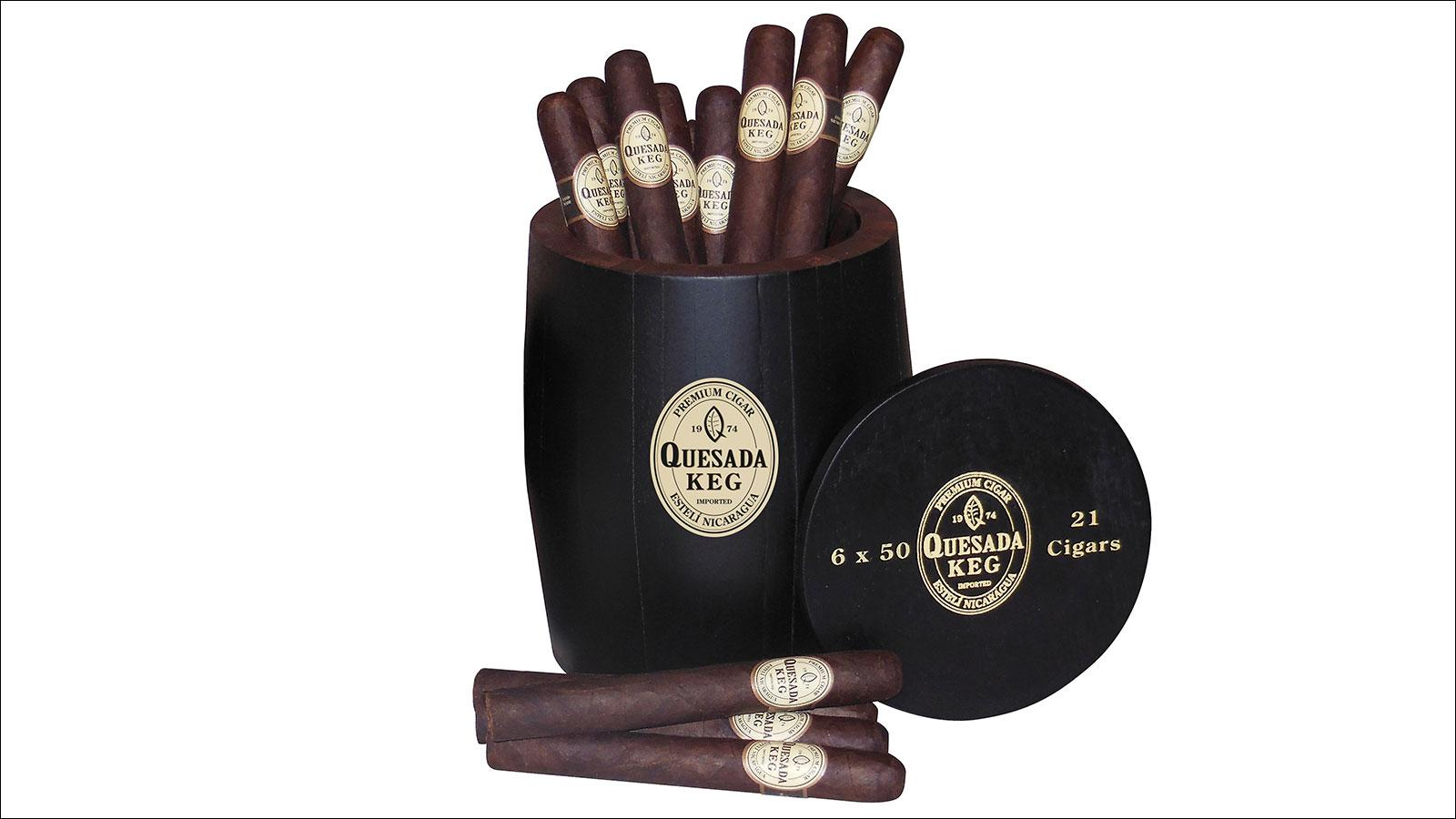Quesada Blends Bolder St. Patrick's Day Cigar, Adds Belicoso