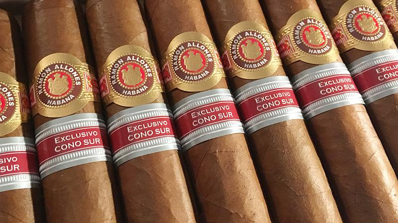 New Regional Edition Cuban For Southern Cone