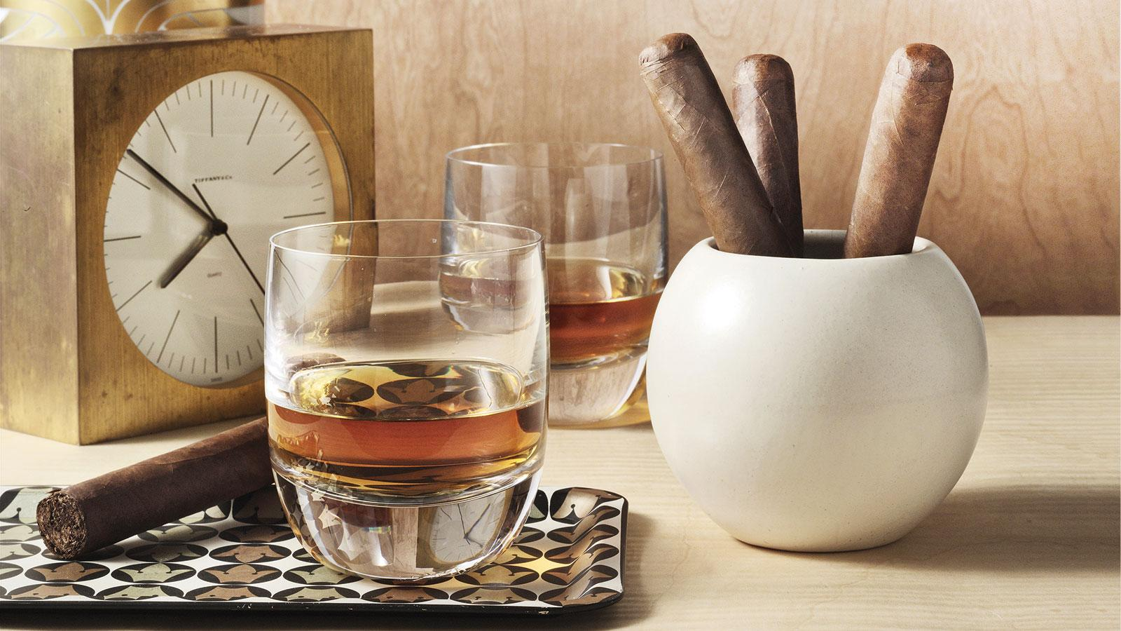Rye And Cigars