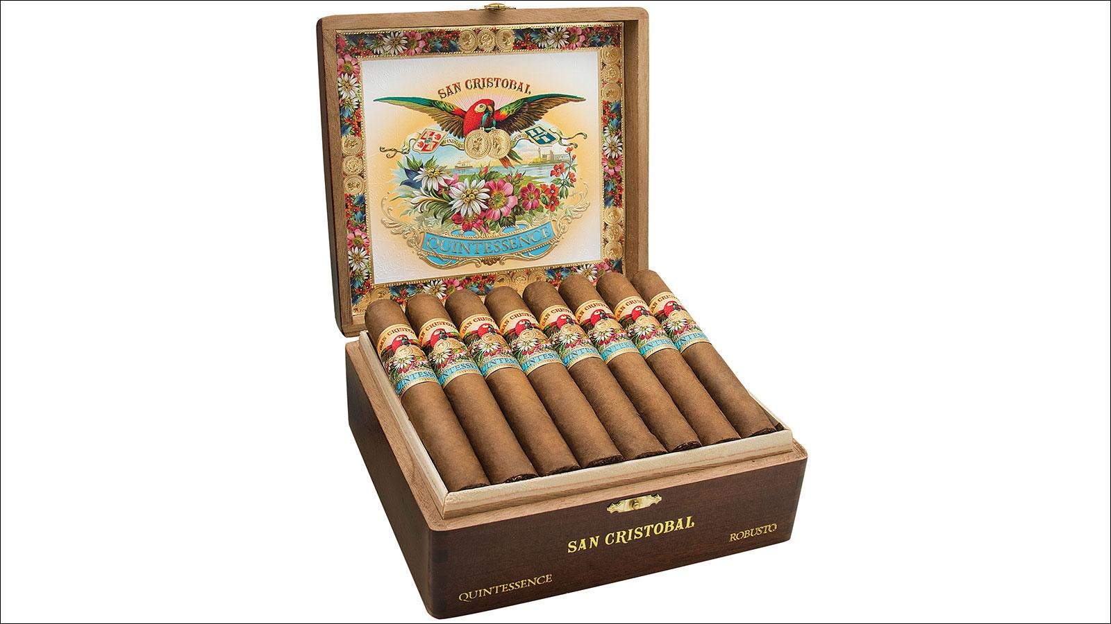 San Cristobal Quintessence Now in Stores Nationwide