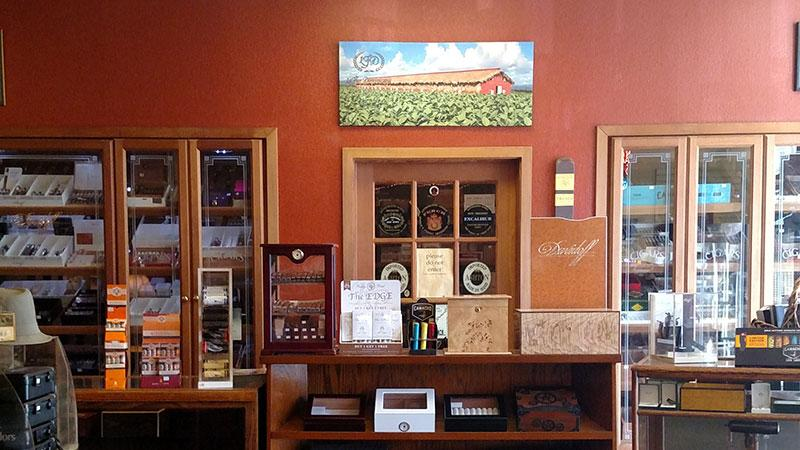 Where To Smoke: Squire Cigars, Santa Rosa, California
