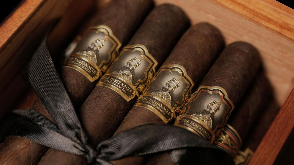 Foundation Cigar Co. Gets Biblical With The Tabernacle Brand
