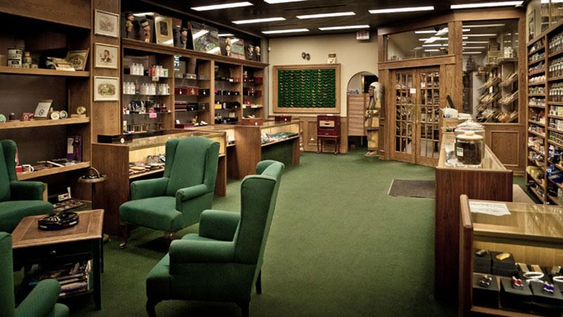 Where To Smoke: Thomas Hinds Tobacconist, Winnipeg
