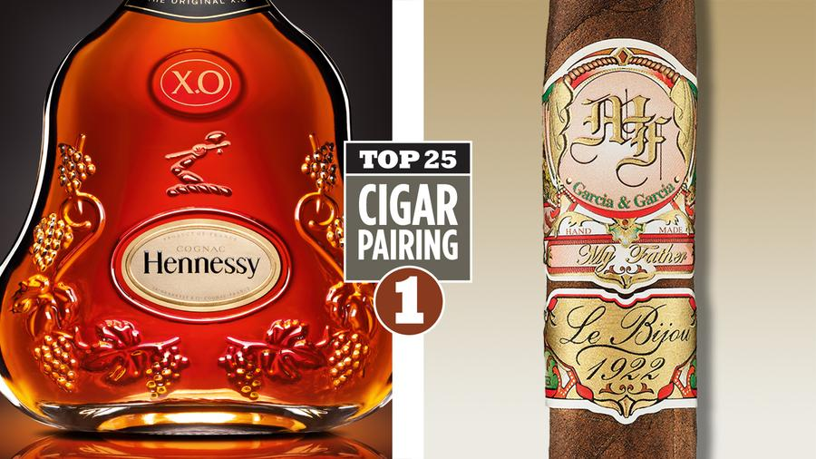 Pairing The Top Five Cigars of 2015 With Spirits