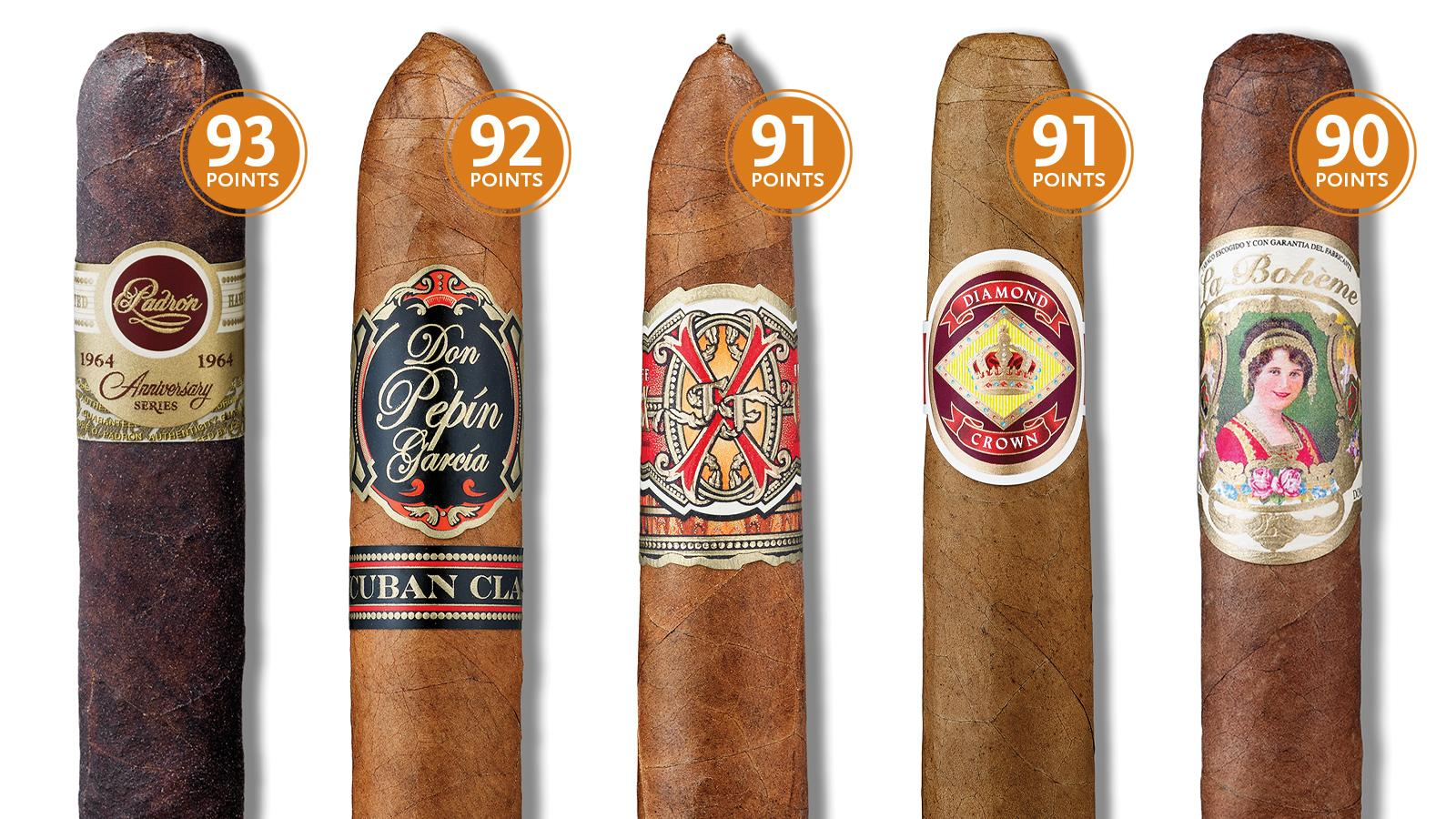 17 Outstanding Cigars Smoking Well Right Now