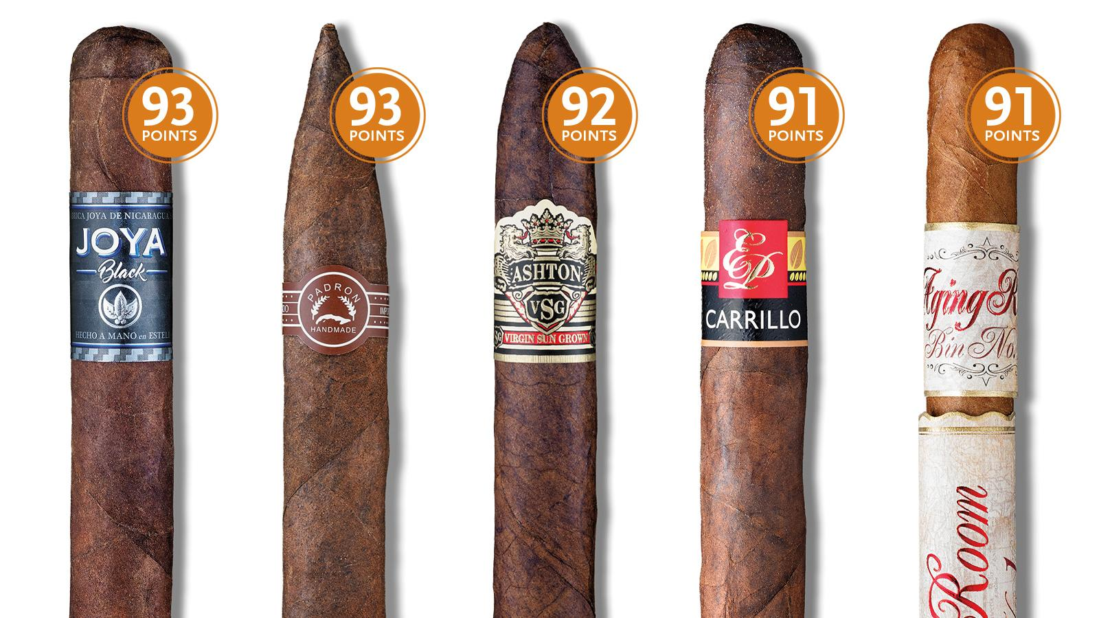 14 Outstanding Cigars You Should Be Smoking