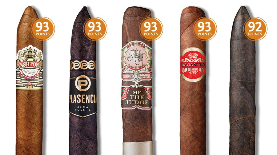 One (Or More) Of These 19 High-Scoring Cigars Should Be Your Next Smoke
