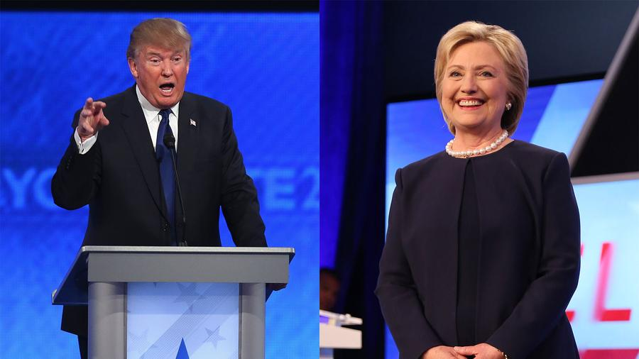 Trump Loses Points But Retains Lead Over Clinton In New Presidential Poll